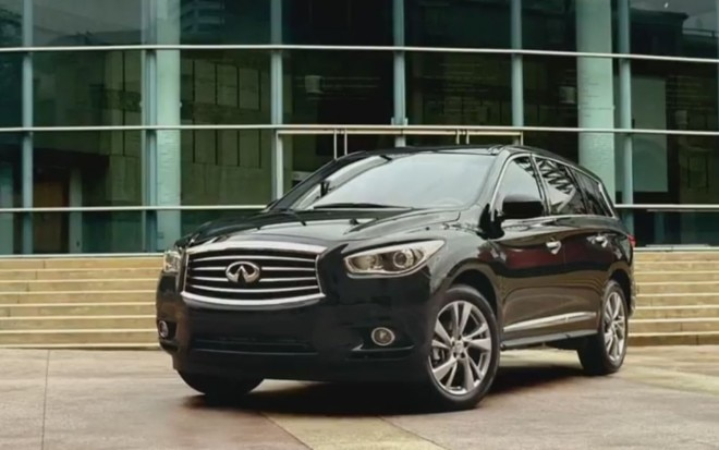 2013 Infiniti JX Left Front Three1 660x413