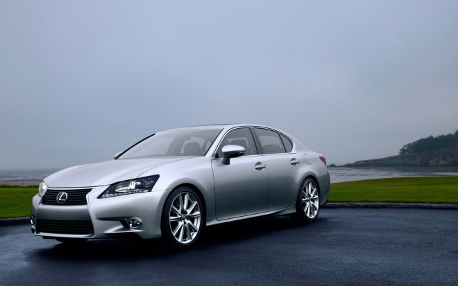 2013 Lexus GS 350 Front Three 21 660x413