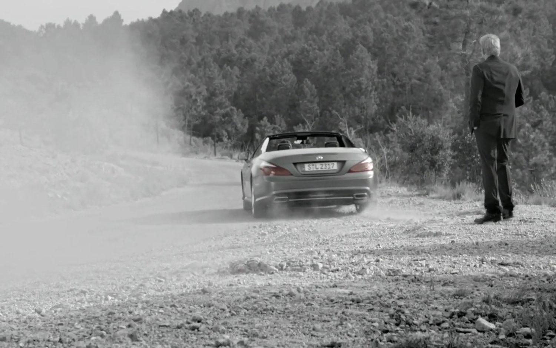 2013 Mercedes Benz SL Commerical Rear21