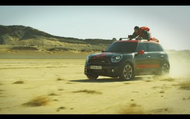 2013 Mini JCW Countryman Flight Advertisement 1 660x413