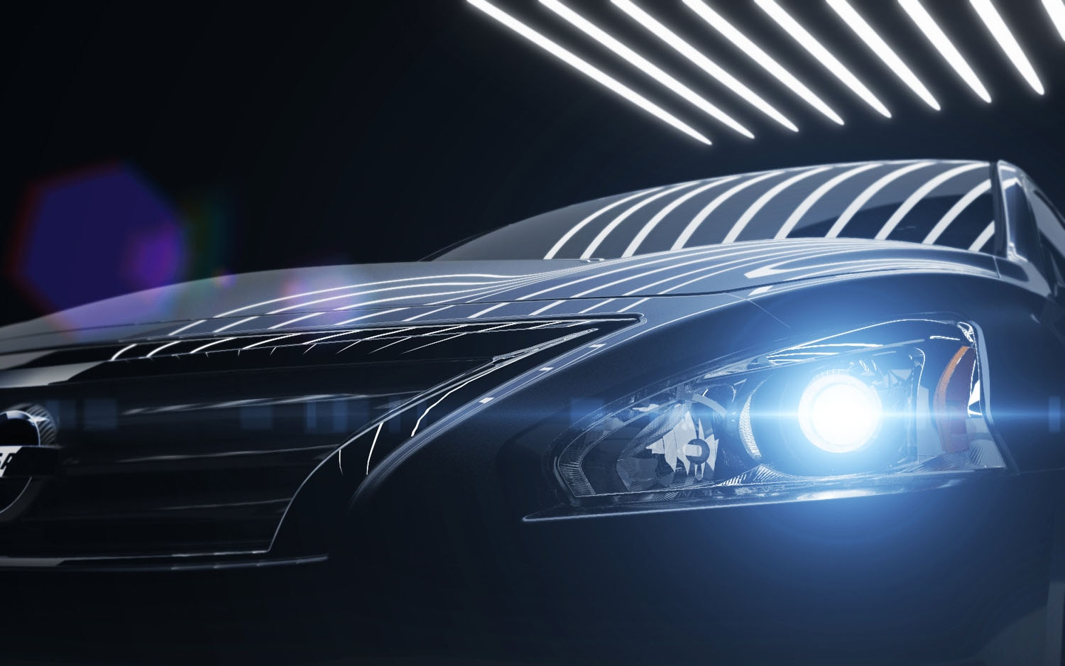 2013 Nissan Altima Preview Front Clip1