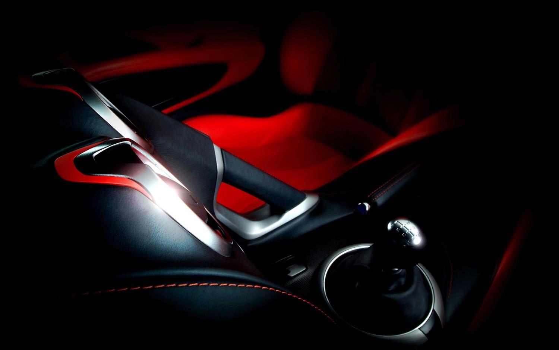2013 SRT Viper Interior Teaser