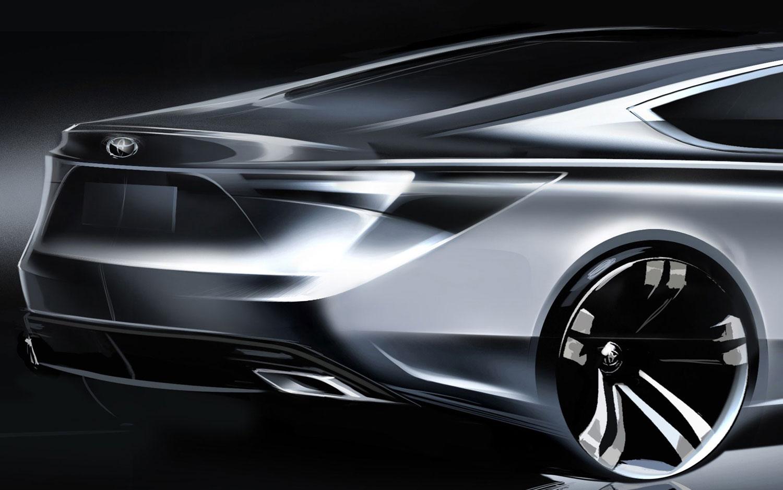 2013 Toyota Avalon Teaser1
