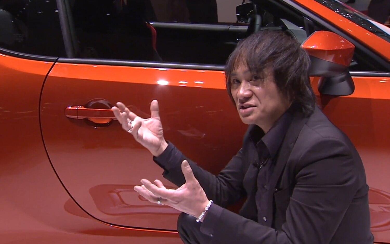 2013 Toyota GT86 With Designer Akihiro Nagaya1