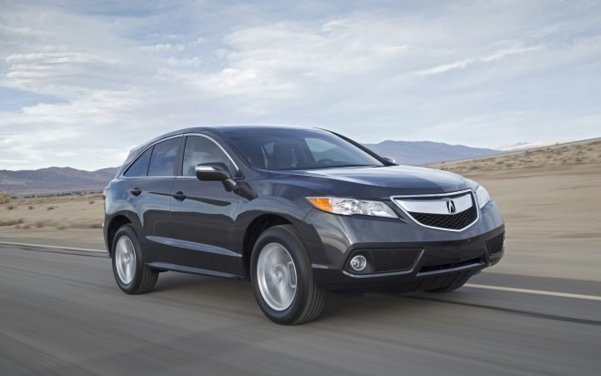 2013 Acura RDX Front Right Side View1 660x413