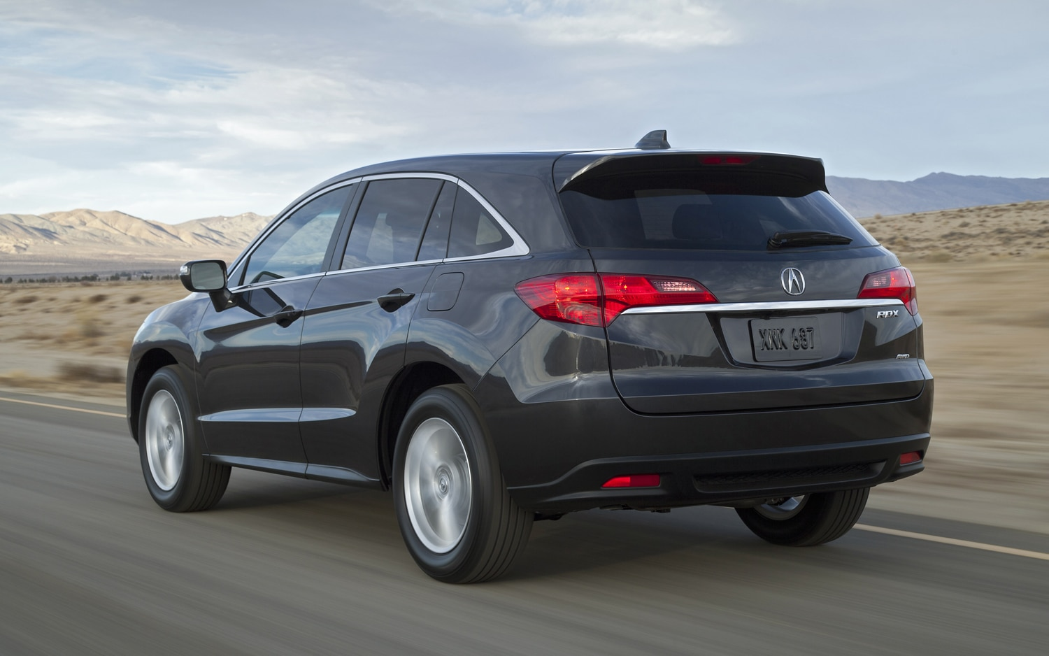 First Drive: 2013 Acura RDX