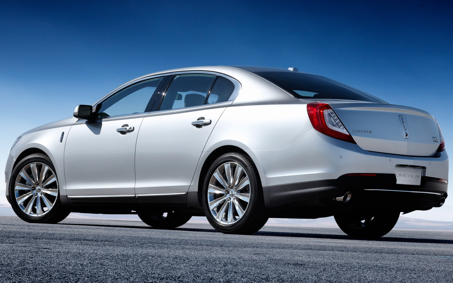 First Drive 2013 Lincoln Mks Ecoboost Automobile Magazine
