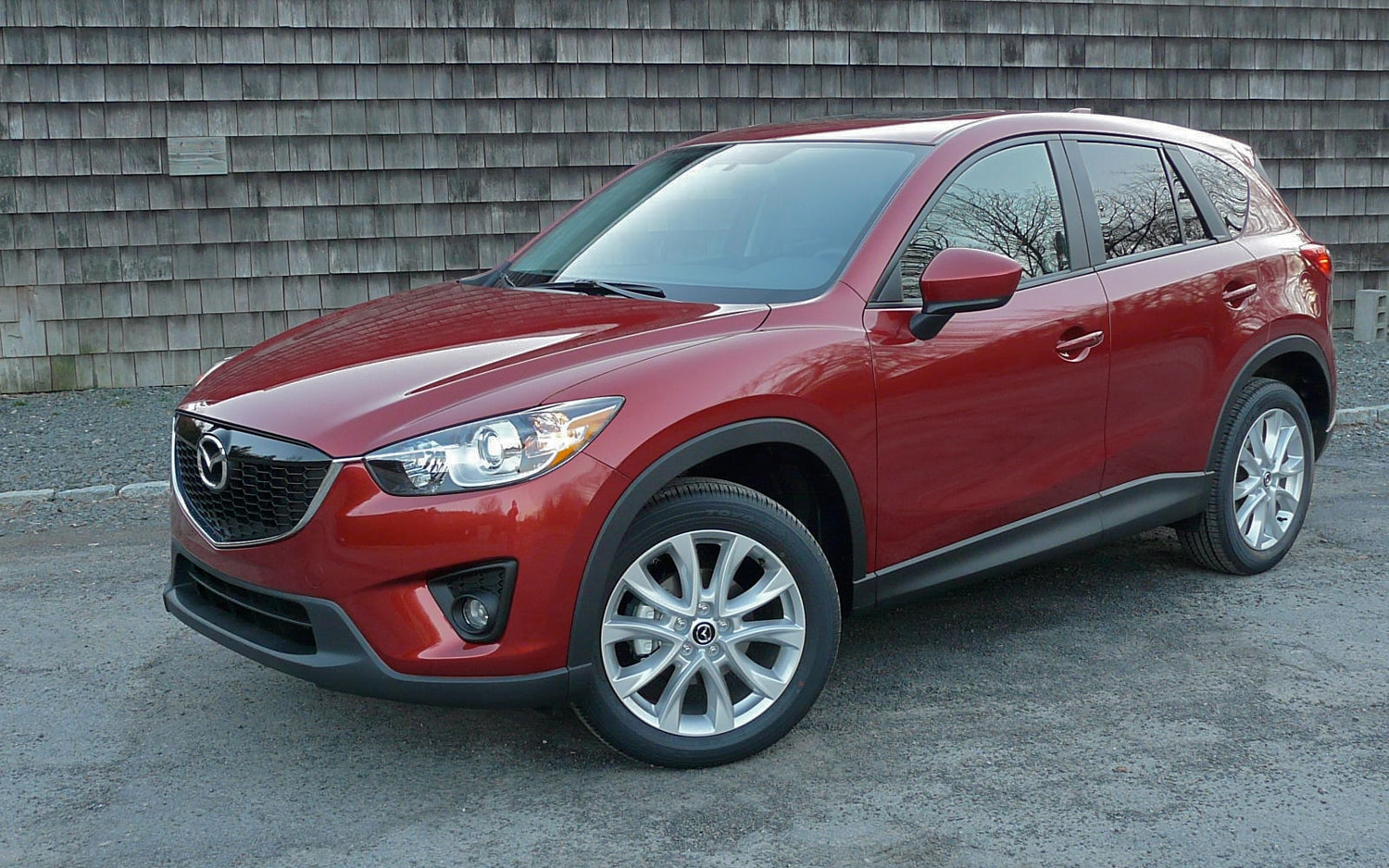 2013 Mazda CX 5 Front Left Side View