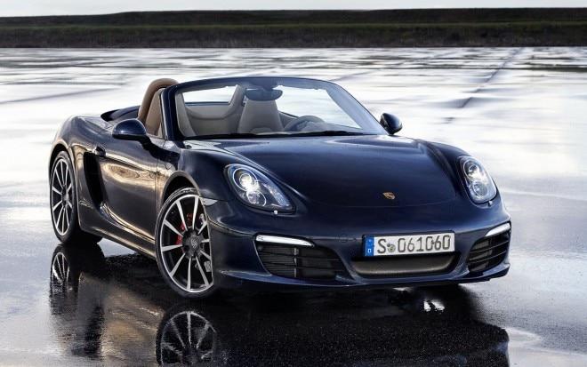 2013 Porsche Boxter Front Right View1 660x413