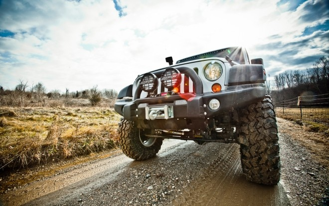 AEV Brute Double Cab Front View1 660x413