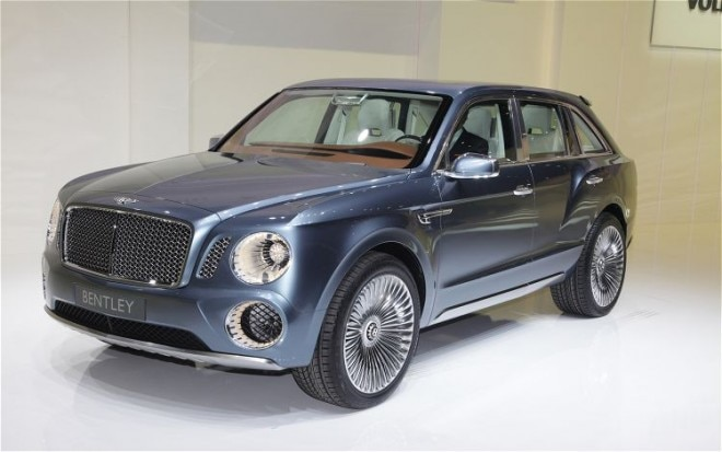 Bentley EXP 9 F Front Left View1 660x413