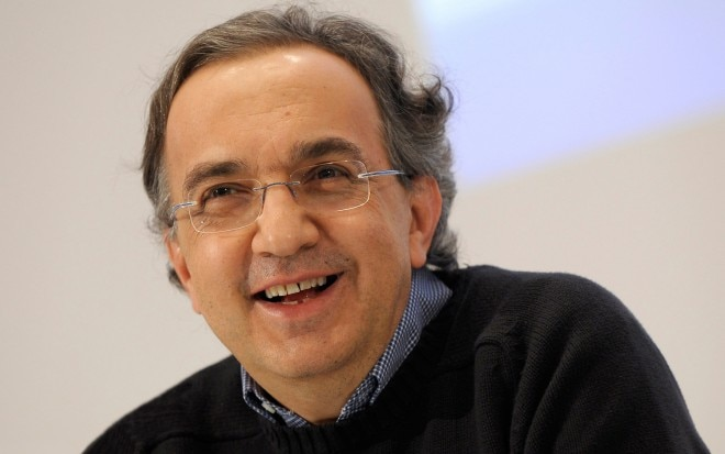 Chrysler CEO Sergio Marchionne 11 660x413