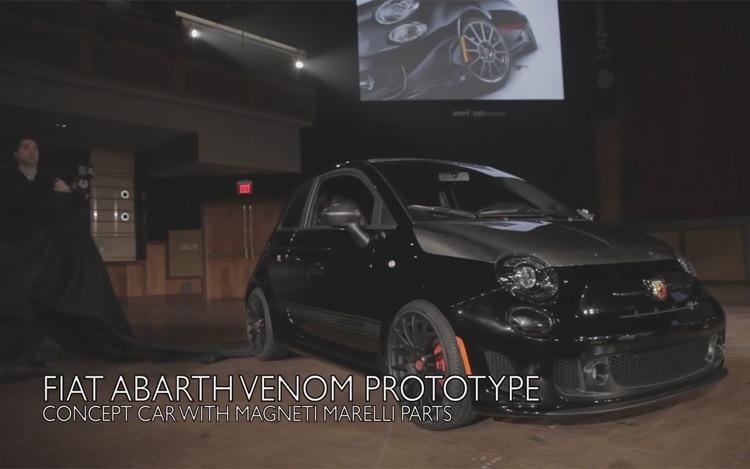 Fiat 500 Abarth Venom Front Three Quarter 11