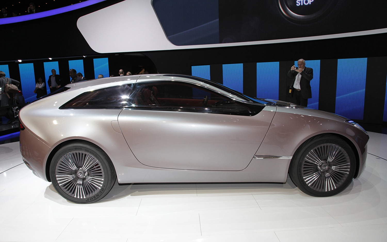 Hyundai I Oinq Concept Side1