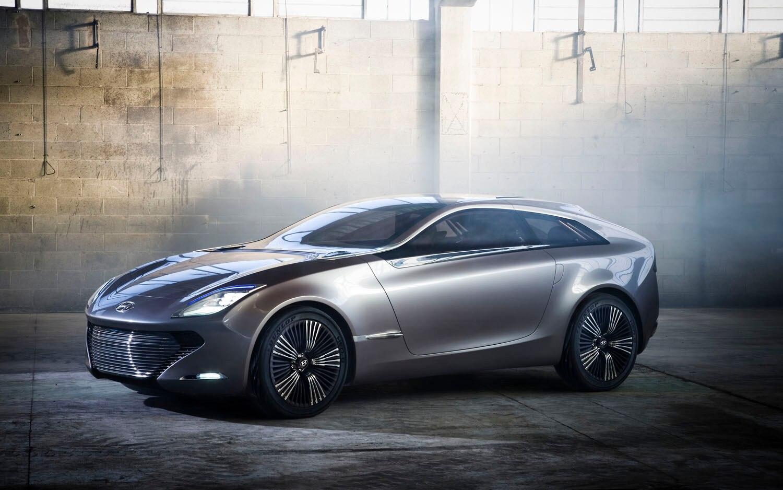 Hyundai I Oniq Concept Front Three Quarter