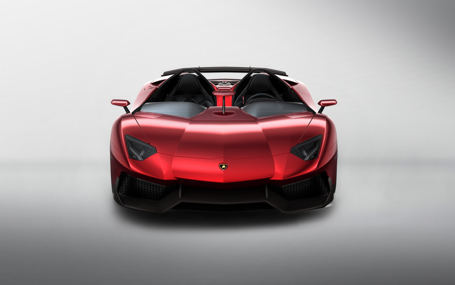 Lamborghini Aventador J - First Look - Automobile Magazine