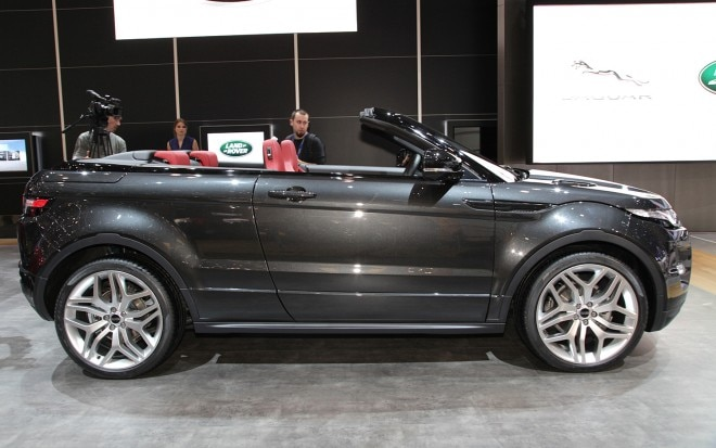 Land Rover Range Rover Evoque Convertible Side1 660x413