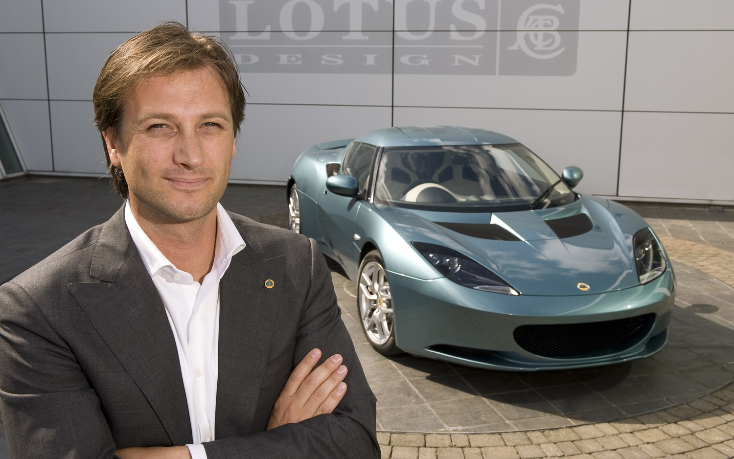 Lotus CEO Danny Bahar1