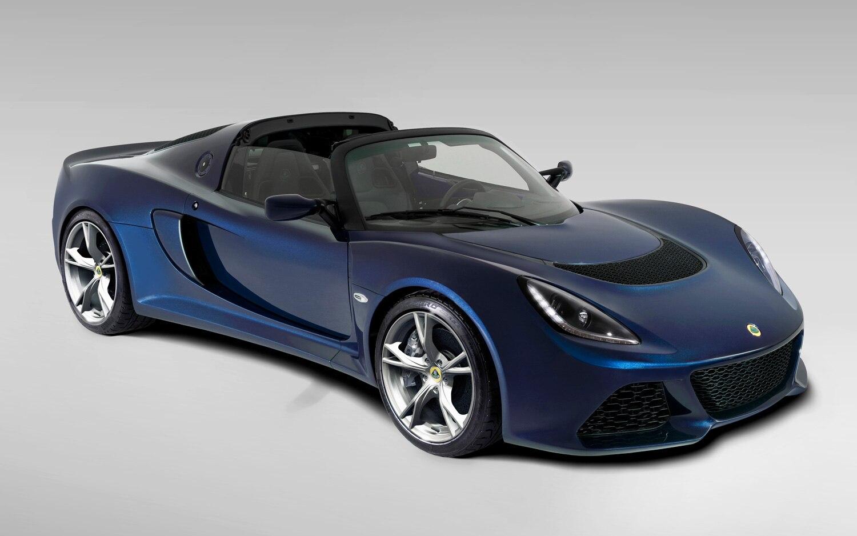 Lotus Exige S Roadster Front Three Quarter1