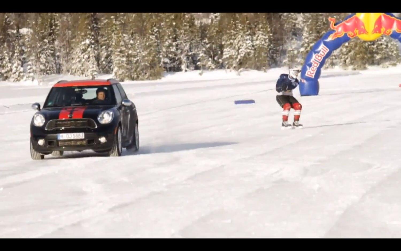 Mini Countryman Red Bull Crashed Ice 21