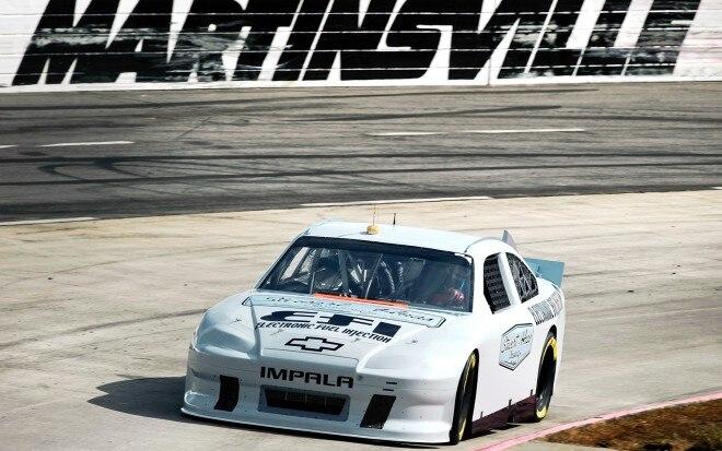 NASCAR Chevy Impala1 660x413