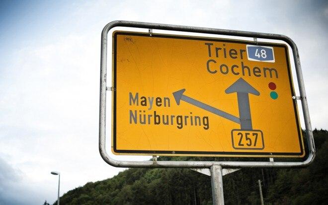 Nurburgring Sign 660x413