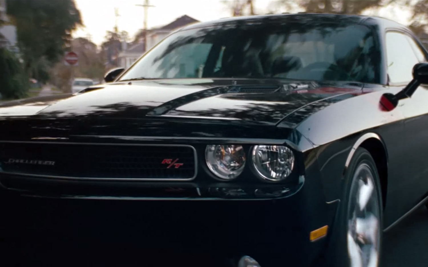 Shaun In The Challenger Front1