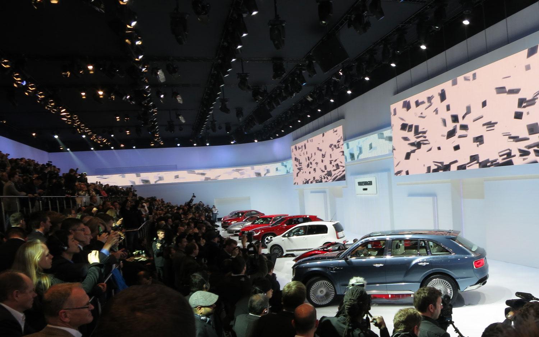 Volkswagen Group Night 2012 Geneva1