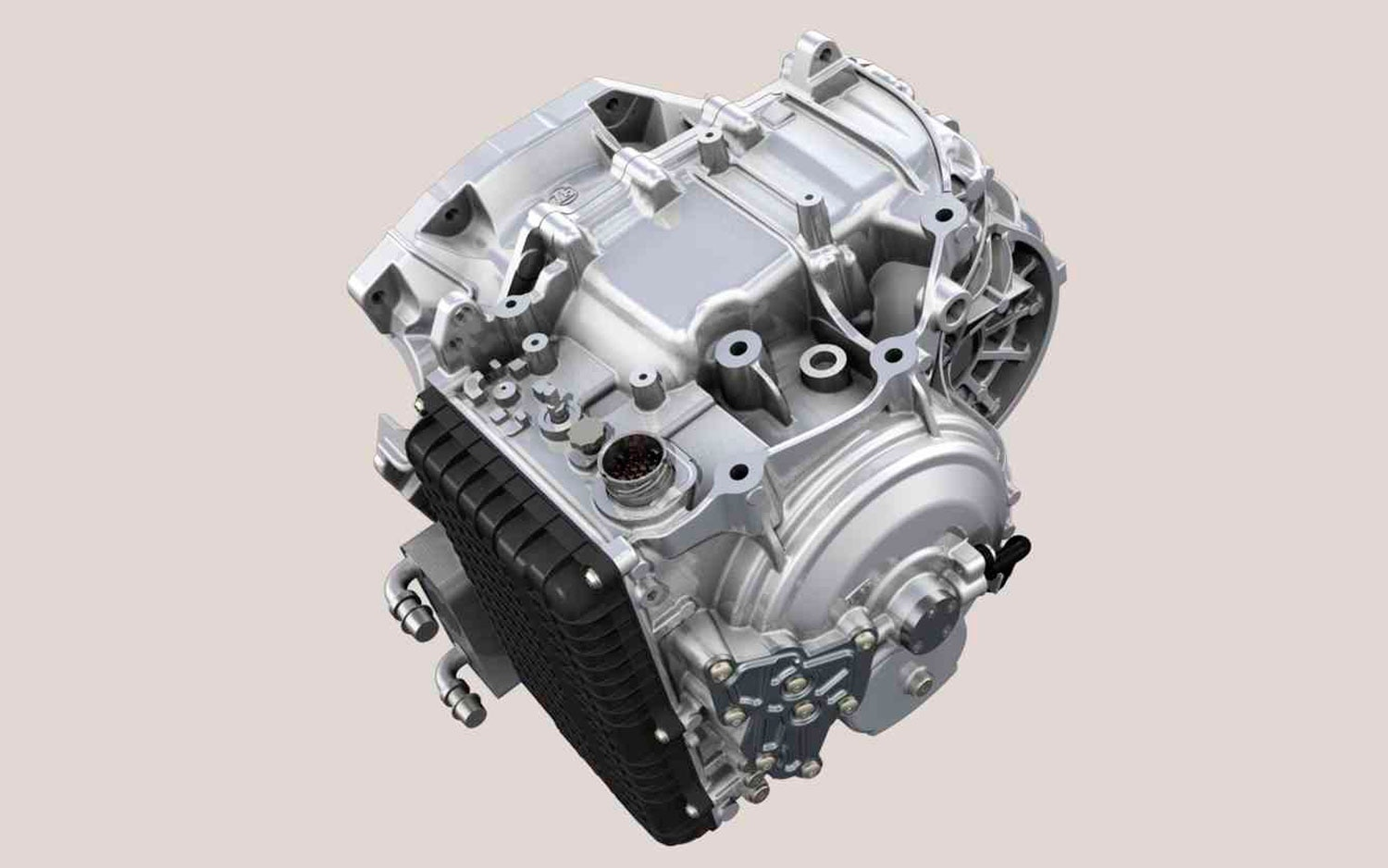ZF 9HP 9 Speed Automatic Exterior View1