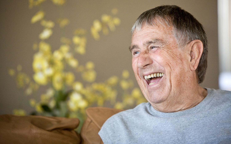 Blaine Jenkins Laughing1