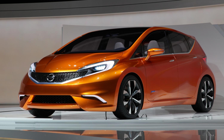Nissan Invitation Concept Front Left Side View1