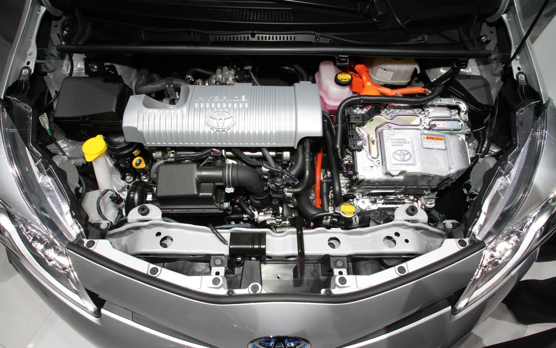 Prius Tank Size >> First Look: 2012 Toyota Yaris Hybrid - Automobile Magazine