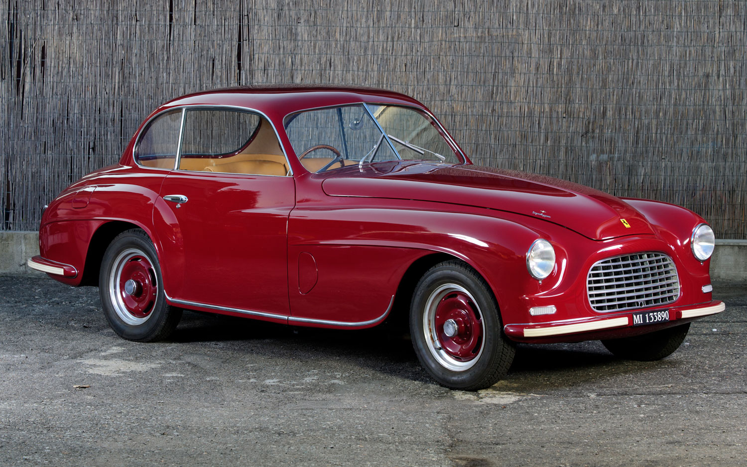 vintage ferrari 166 inter, 206 s, 625 trc heading to rm auctions