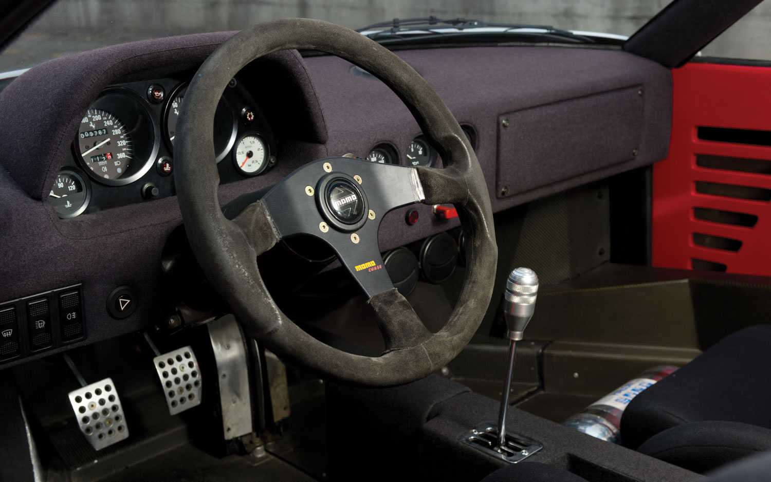 Ferrari f40 interior images hd cars wallpaper vintage ferrari 166 inter 206 s 625 trc heading to rm auctions 1987 ferrari f40 prototype vanachro Image collections