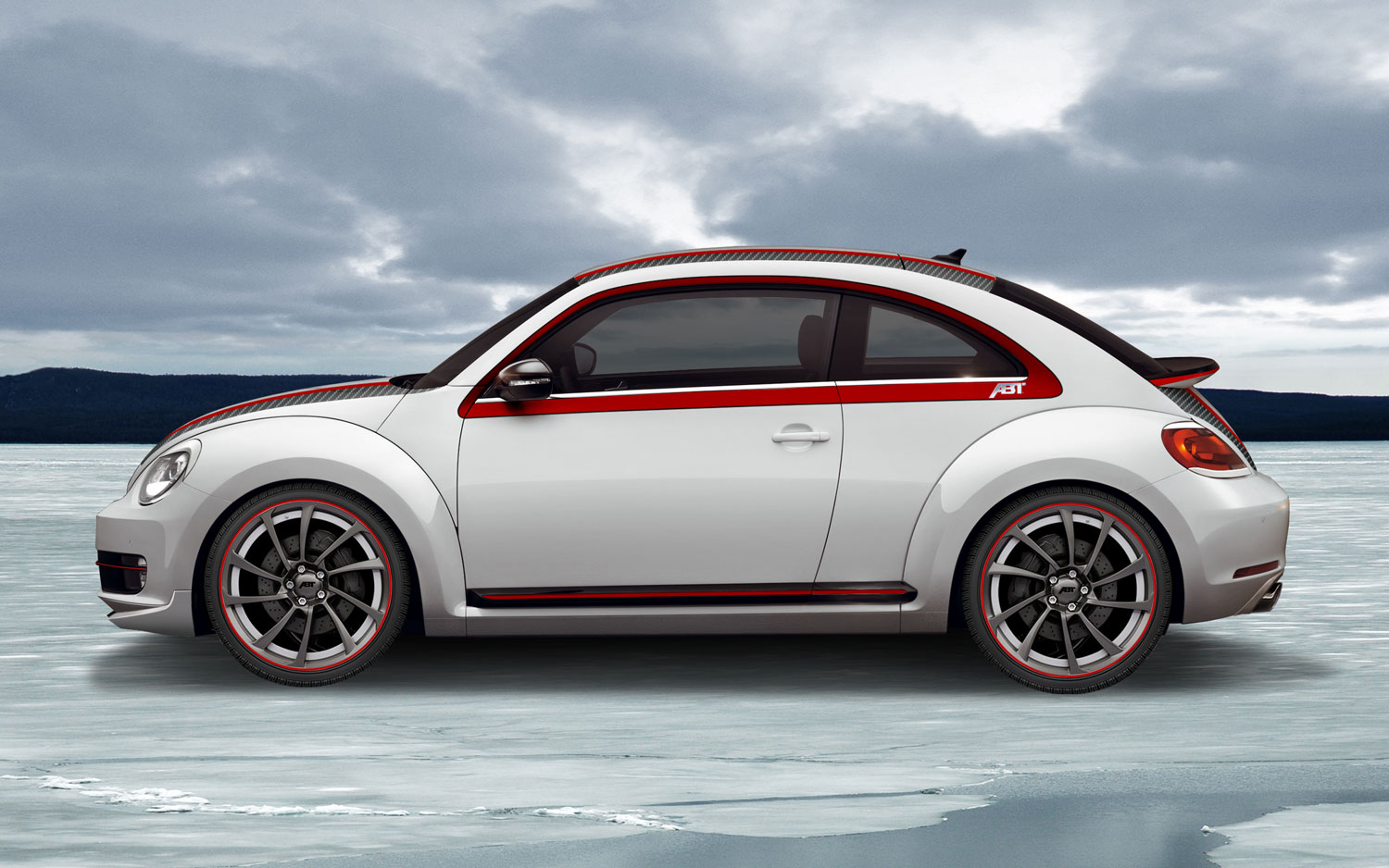 abt introduces new volkswagen beetle styling performance accessories. Black Bedroom Furniture Sets. Home Design Ideas