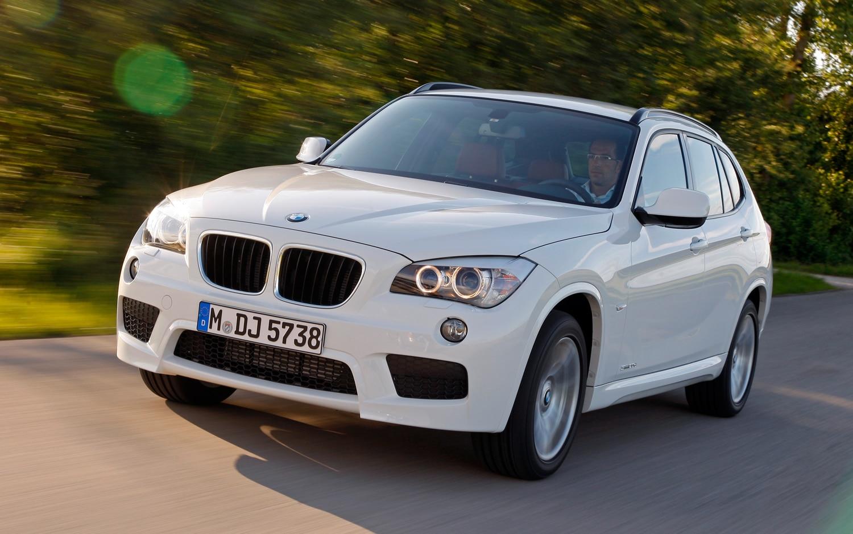 2012 BMW X1 Front Three Quarter1