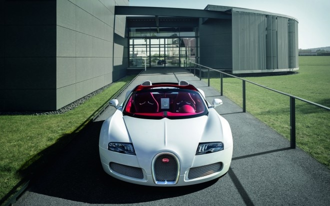 2012 Bugatti Grand Sport Wei Long 2012 Front View1 660x413