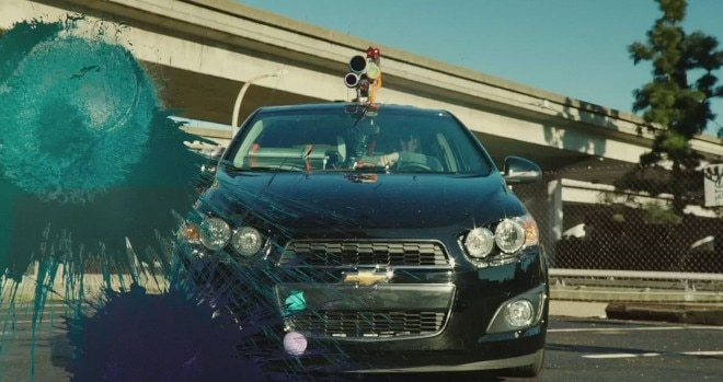 2012 Chevrolet Sonic Paintballs1 660x349