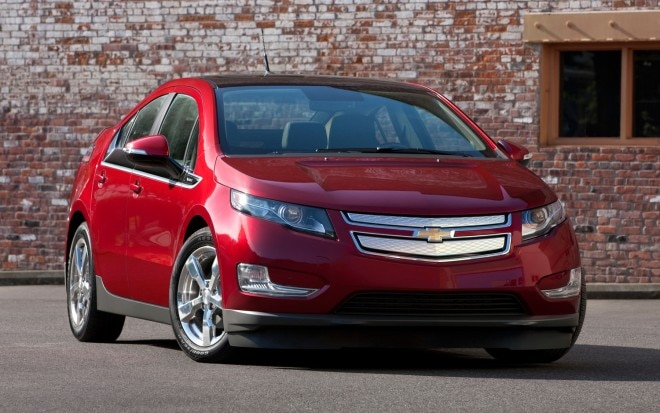 2012 Chevy Volt Front Three Quarter1 660x413