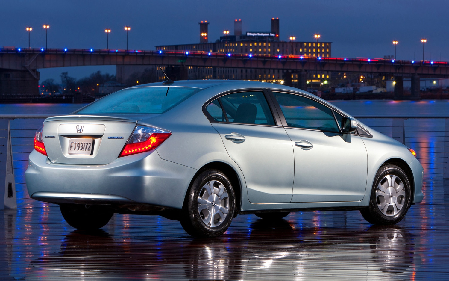 Honda plans to recycle rare metals from hybrid cars for Honda hybrid vehicles