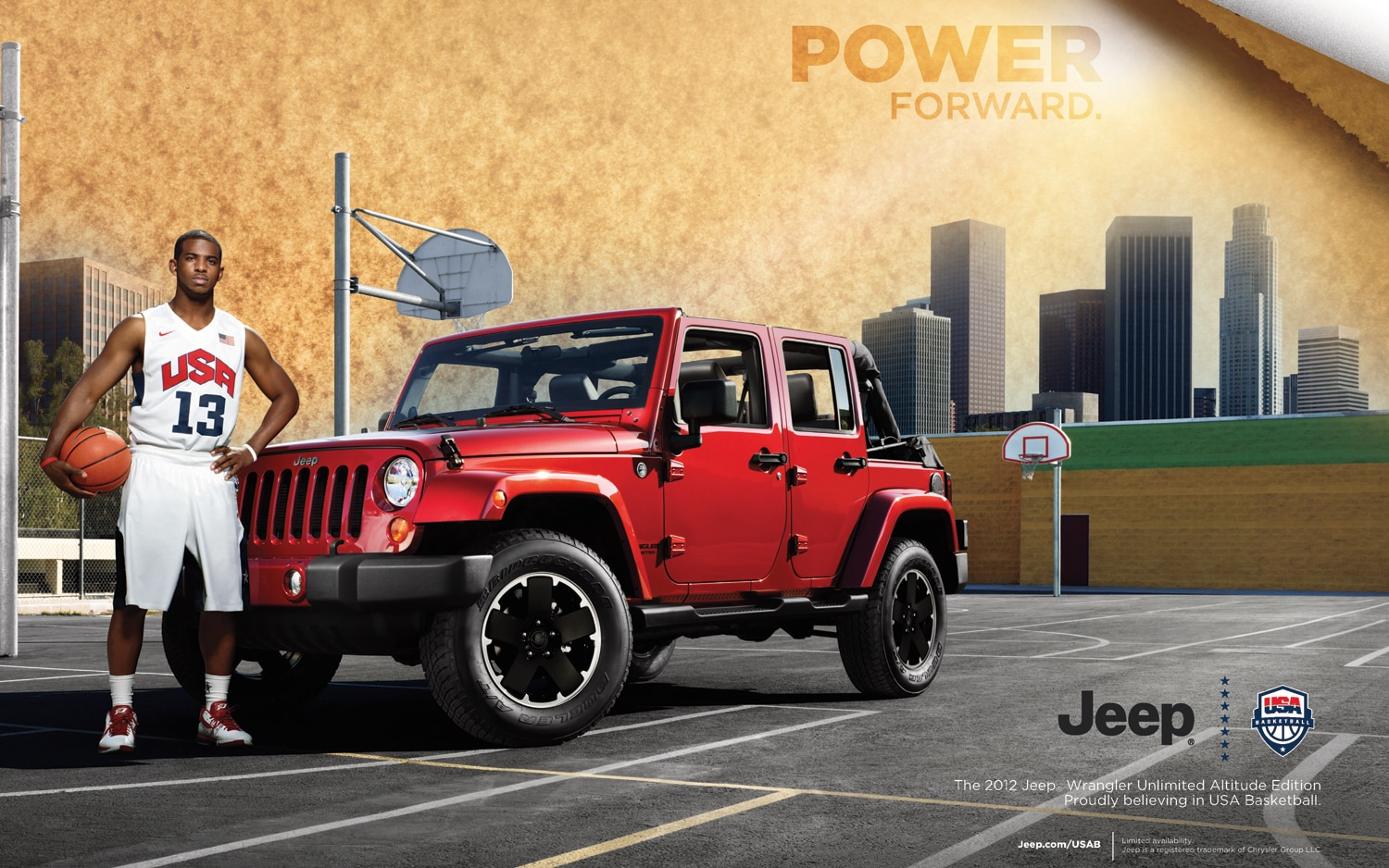 2012 Jeep Wrangler Unlimited Altitude Ad1