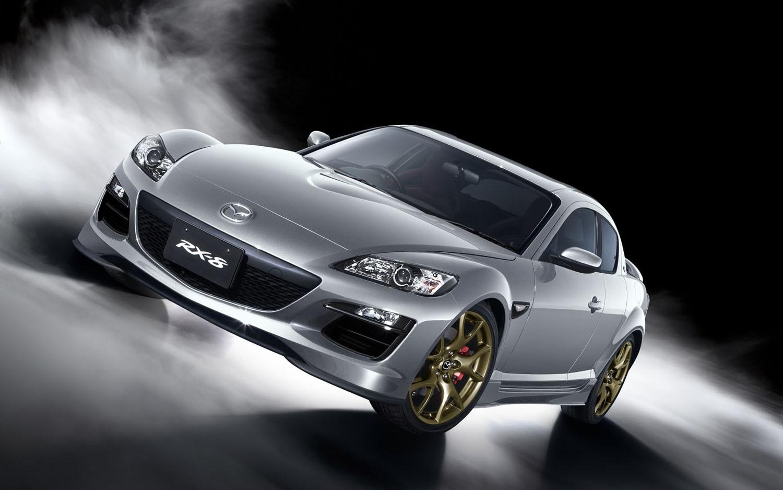 2012 Mazda RX 8 Spirit R Front Three Quarter1