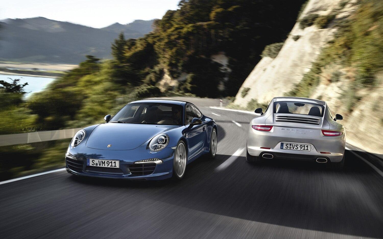 2012 Porsche 911 Carrera S1