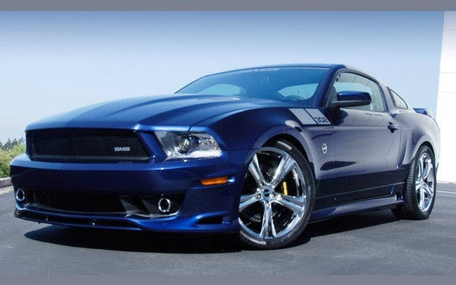 2012 Saleen 302 Mustang Front Three Quarter1 660x413