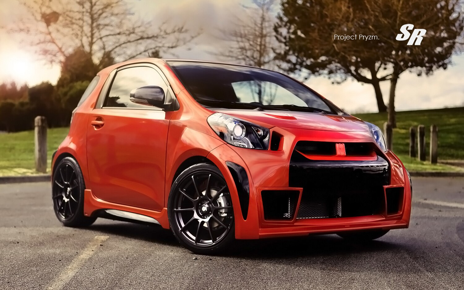 not smart how not to modify a scion iq. Black Bedroom Furniture Sets. Home Design Ideas
