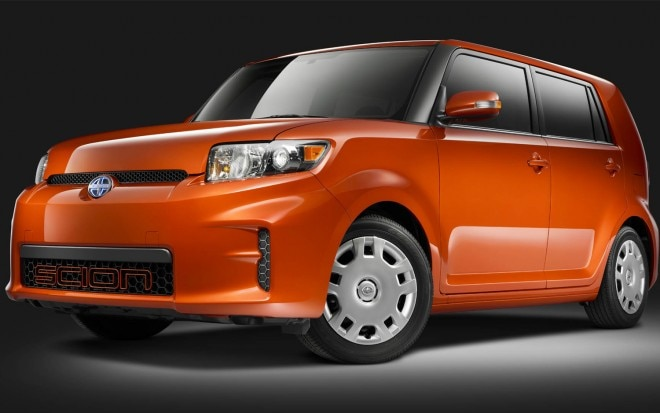 2012 Scion XB Front Three Quarter1 660x413