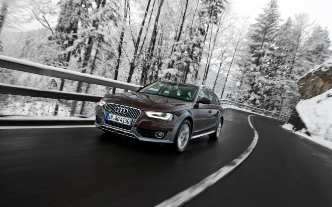 2012 Audi Allroad Front Left View1 660x413