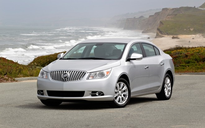 2012 Buick LaCrosse Premium I Group Front Left View1 660x413