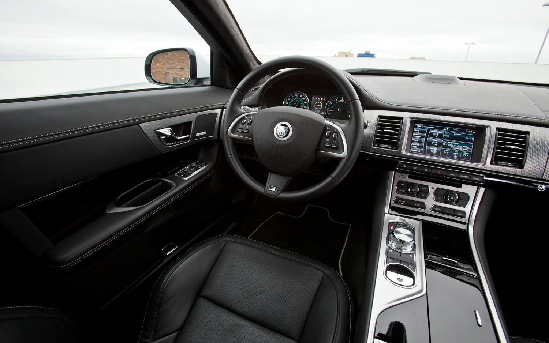 Jaguar XFR Editors Notebook Automobile Magazine - 2012 jaguar xfr review