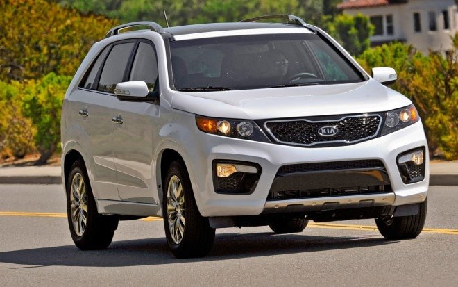2012 Kia Sorento Front Right View 4 660x413